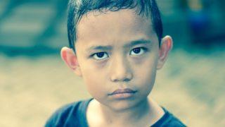 男の子の画像