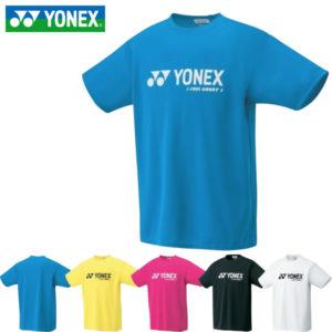 ヨネックスTシャツの画像