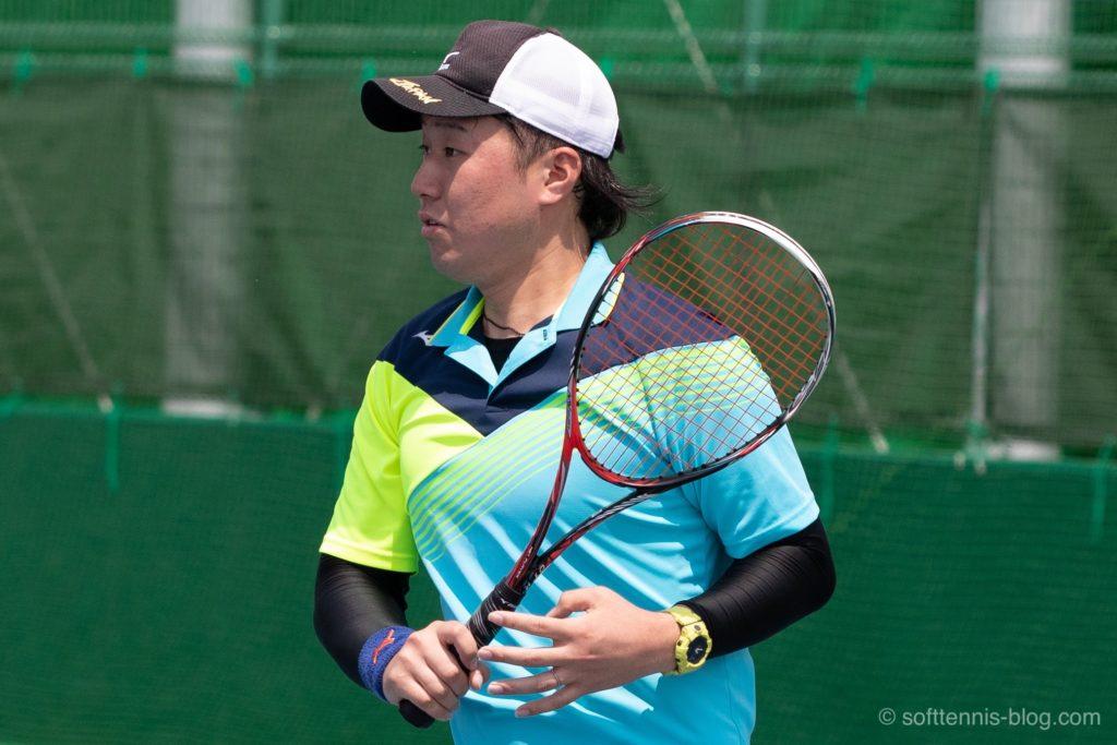 鈴木選手の使用ソフトテニスラケット(2019年)