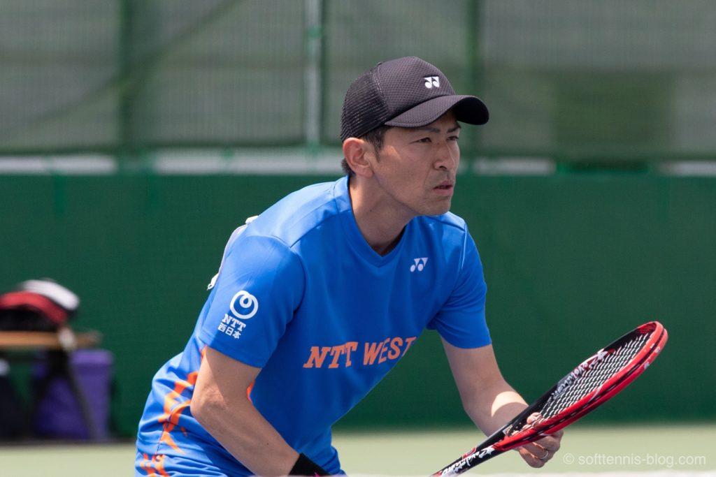 長江選手の使用ソフトテニスラケット(2019年)