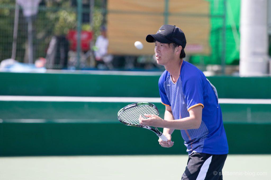 増田選手の使用ソフトテニスラケット(2019年)