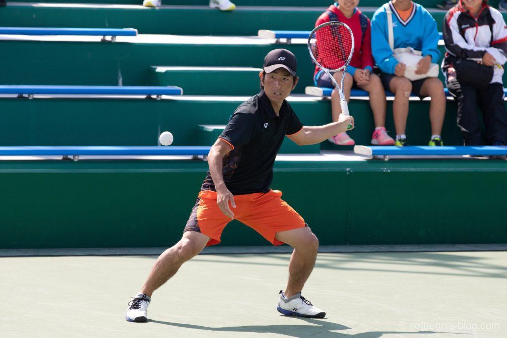 桂選手の使用ソフトテニスラケット(2019年)