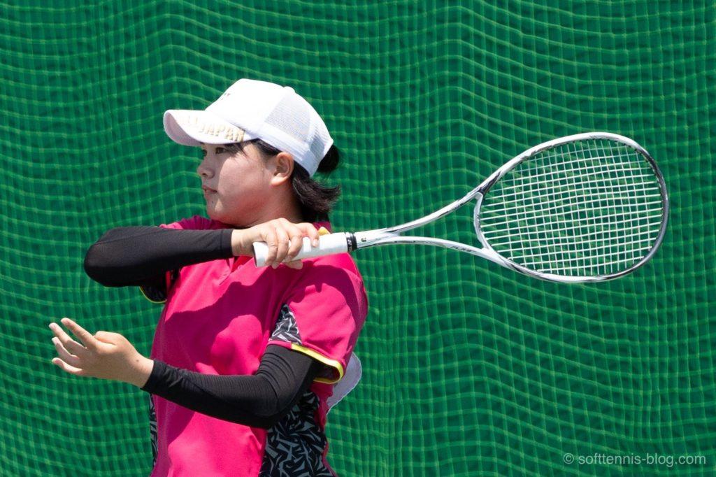 林田リコ選手の画像