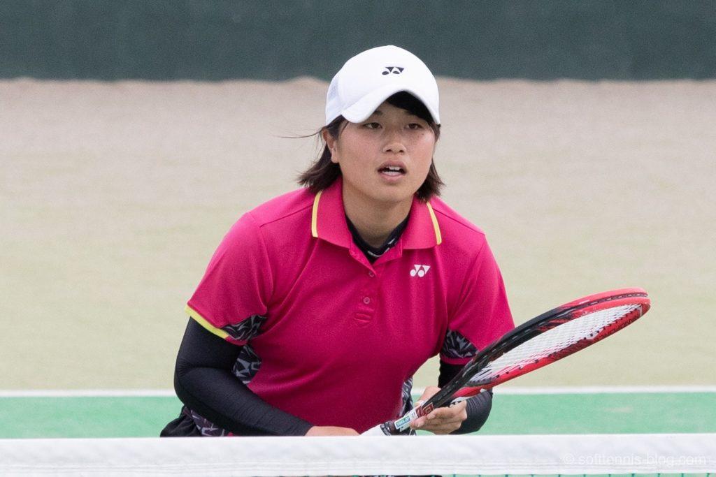 吉田選手の使用ソフトテニスラケット(2019年)