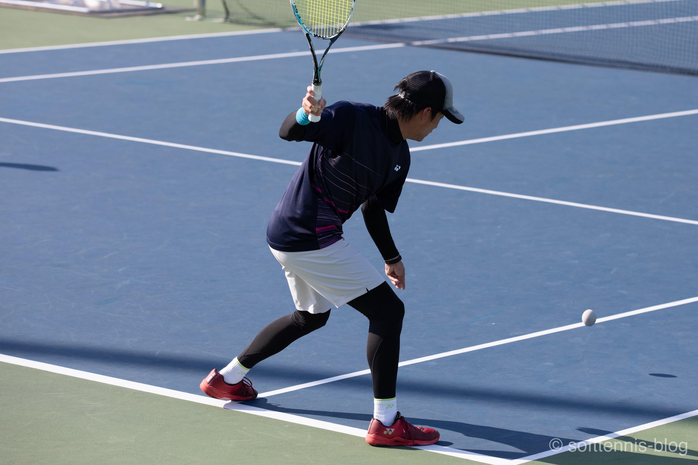 ソフトテニスのアンダーウェアの画像