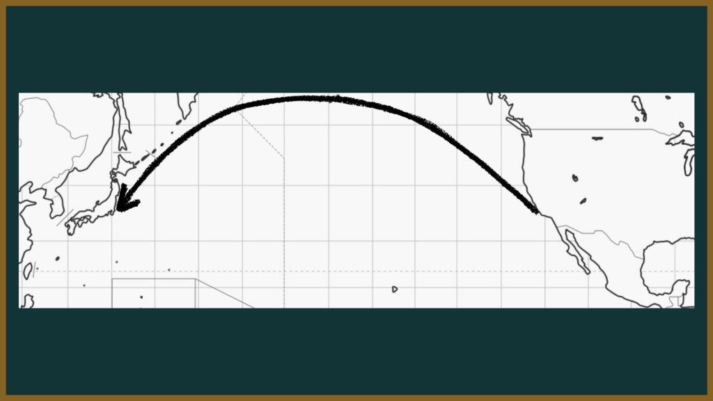 飛行機が遠回り!?地球儀と世界地図の違いについて元教師が解説【教師向け&中高生のテスト対策】