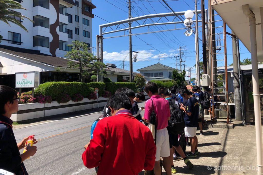 茂原駅と白子テニスコート間のアクセス解説【バスの注意点・タクシー代】