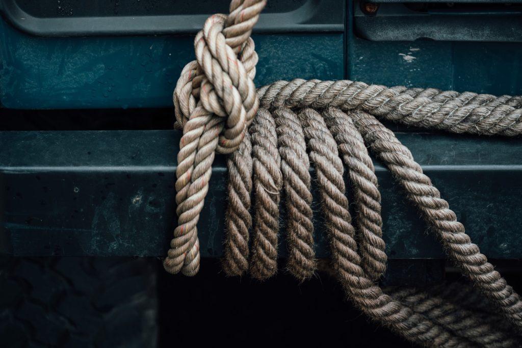 ロープの画像