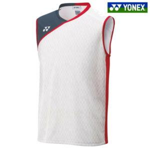 ヨネックスのノースリーブシャツの画像
