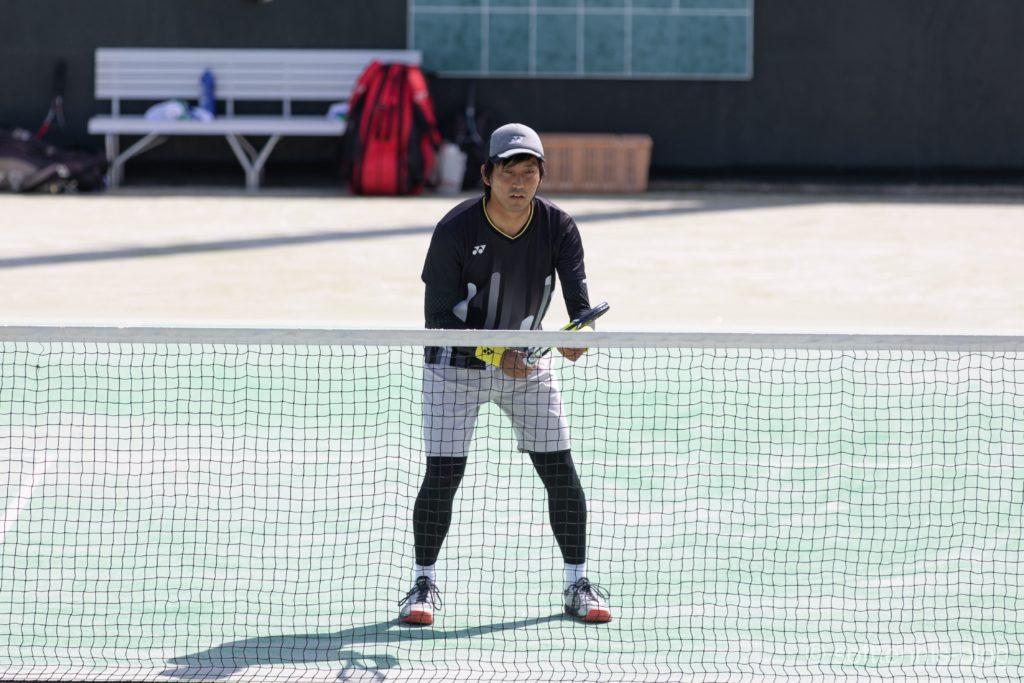 中本圭哉選手(ソフトテニス)の画像