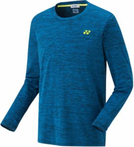 ヨネックスのロングスリーブTシャツの画像