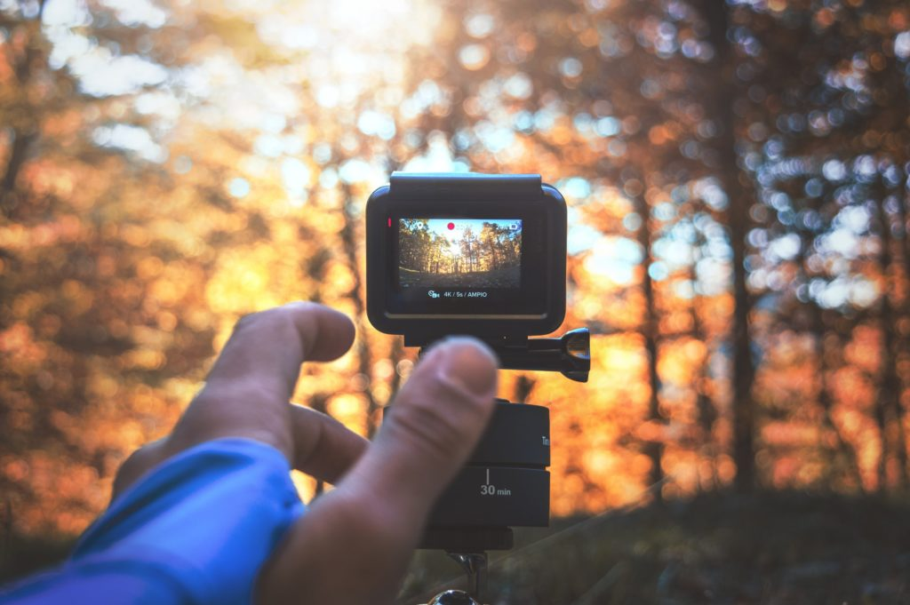 GoProの画像