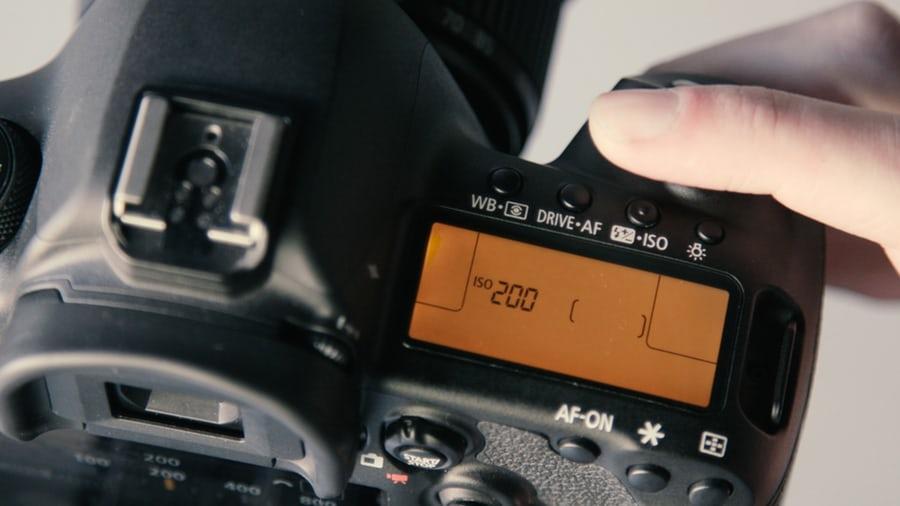ISO感度のイメージ画像