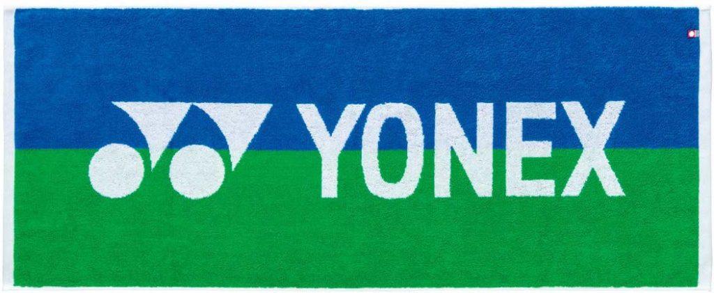ヨネックスのスポーツタオル(AC1055)の画像