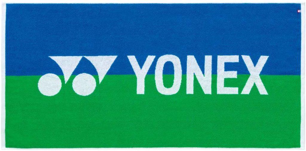 ヨネックスのシャワータオル(AC1050)の画像