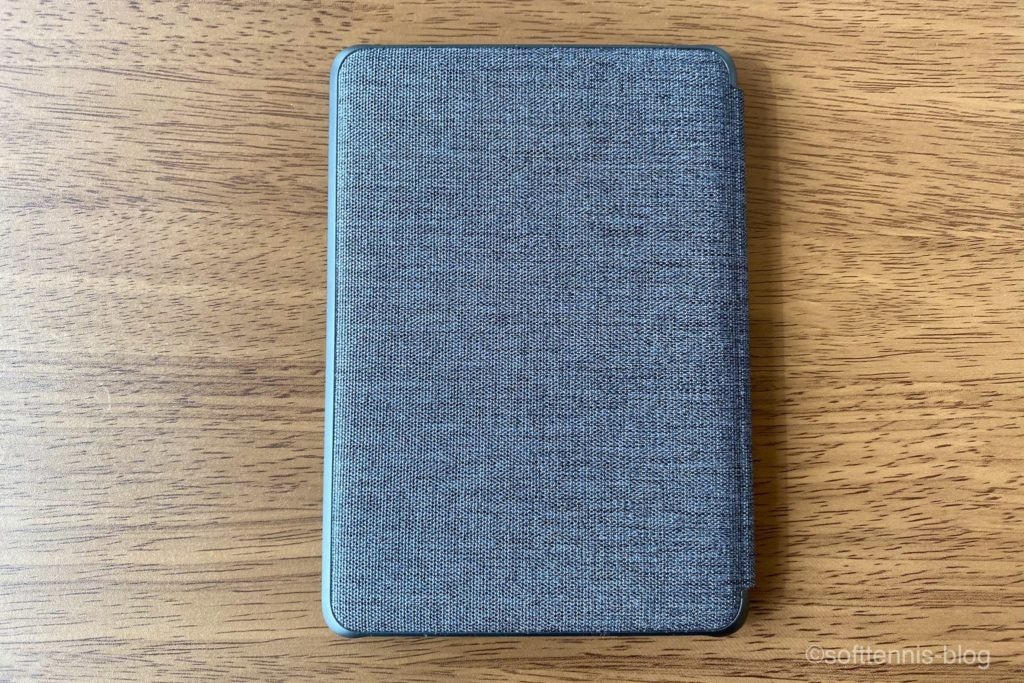 Kindle Paperwhite (第10世代) 用 ファブリックカバーの画像