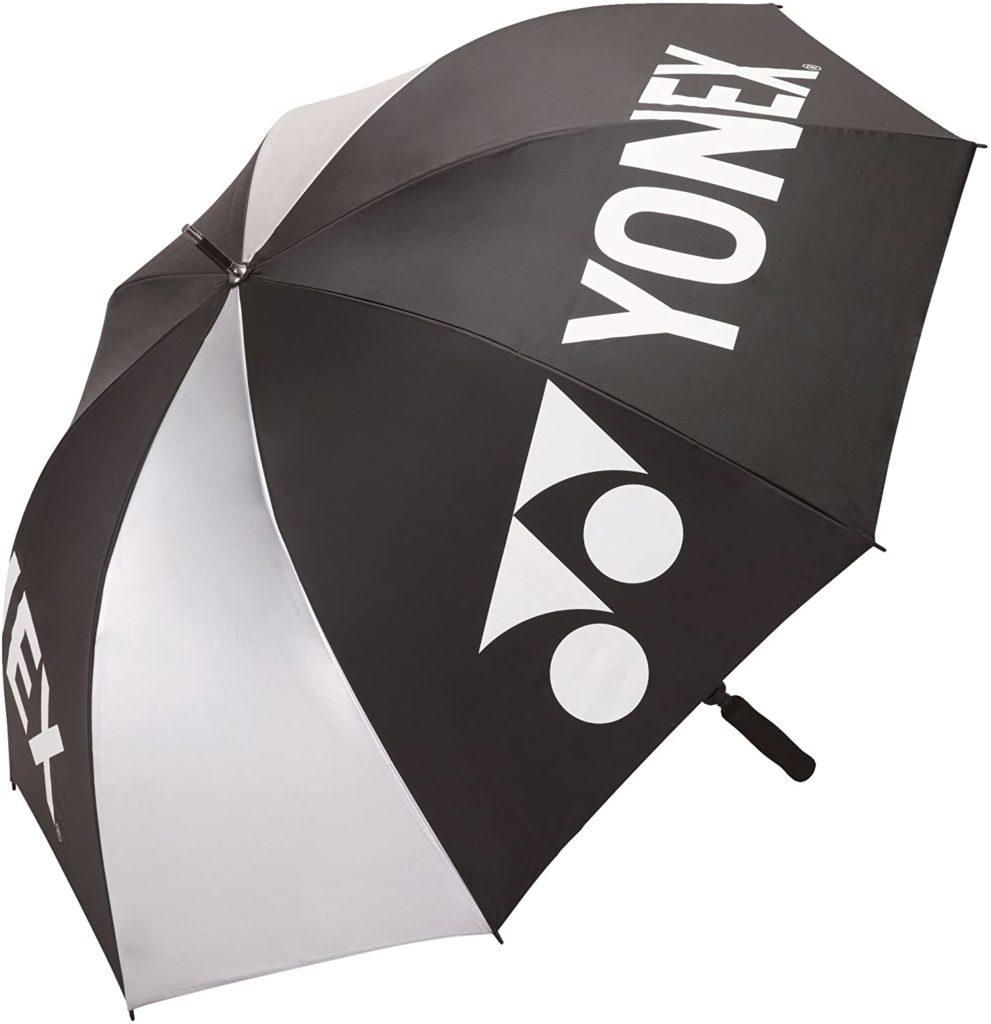 ソフトテニスの日傘(ヨネックス)の画像