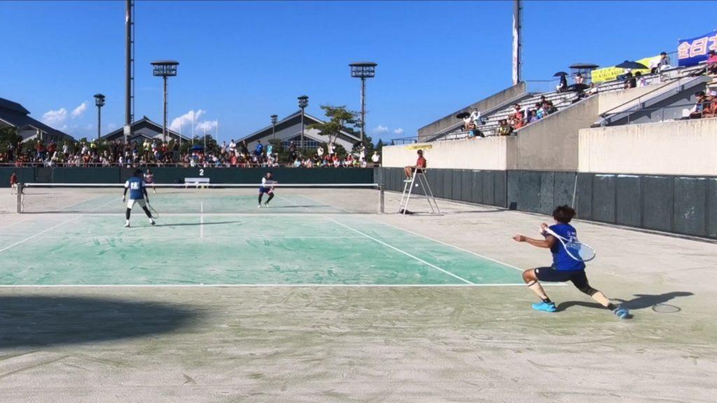 【ソフトテニス】前衛アタックの注意点とは?動画を使って解説します
