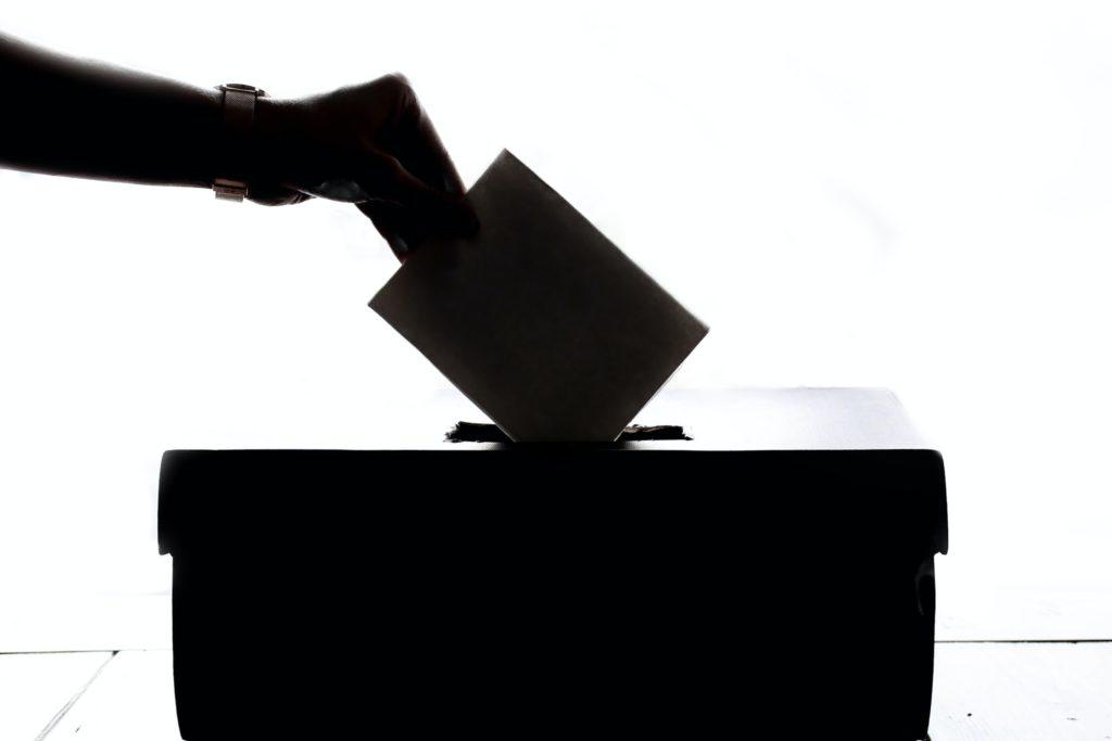 投票のイメージ画像