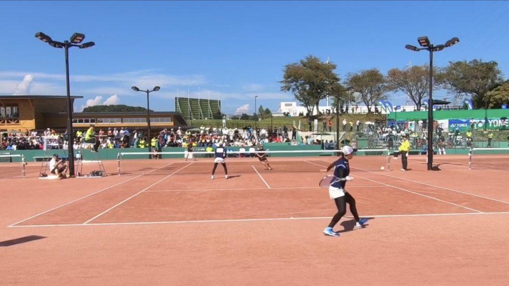 【ソフトテニス】ライジングのコツなどを動画・写真を使って解説